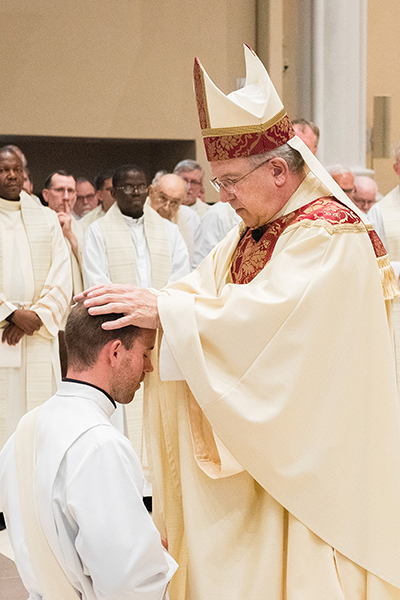 Father Adam ordination