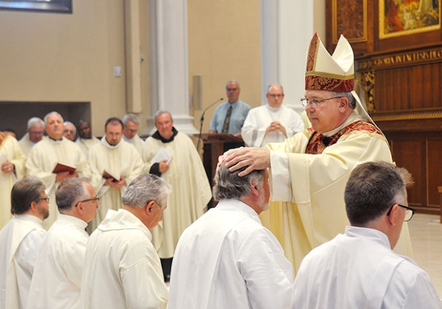 Ordination perm diaconate