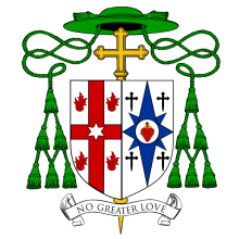 Bishop Gruss Coat of Arms