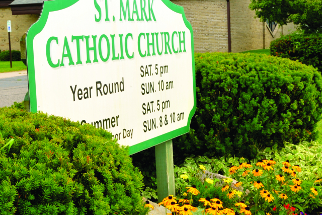 St. Mark Church Au Gres